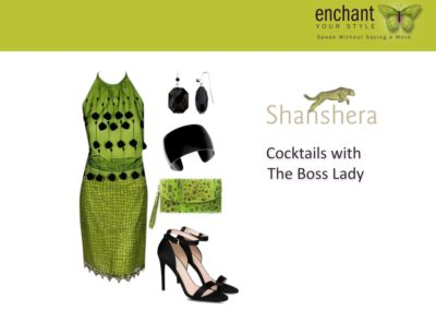 Shanshera's Wardrobe Inspirations Cocktails with the Boss Lady