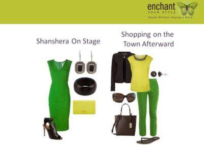 Shanshera's Wardrobe Inspirations She's the Boss